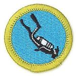 Scuba Diving Merit Badge