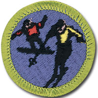 Snow Sports Merit Badge