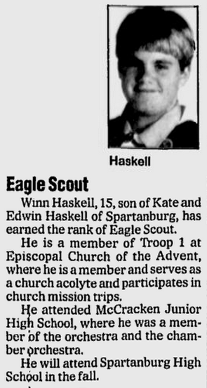 Spartanburg Herald-Journal, 11 July 1999, page C7