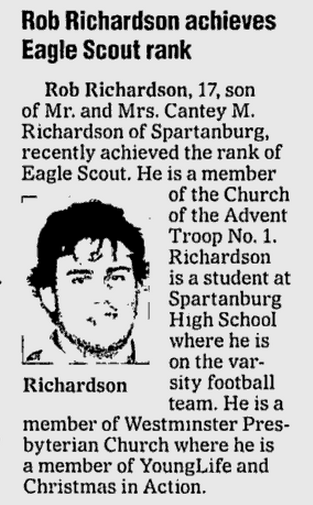 Spartanburg Herald-Journal, 5 November 2008, page C5