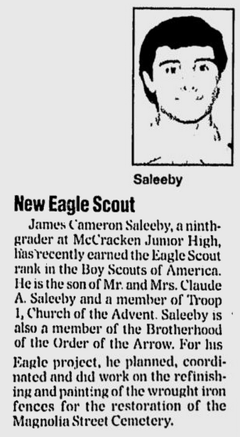 Spartanburg Herald Journal, 12 January 1999, page C4