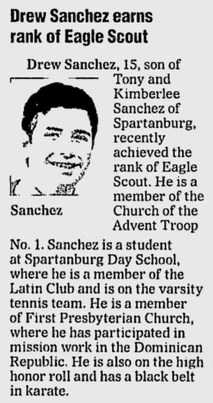 Spartanburg Herald-Journal, 5 November 2008, page C5